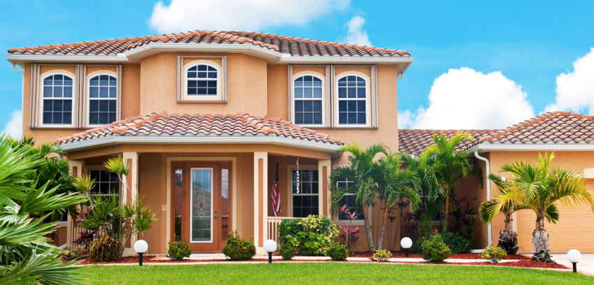 Covering your home, inside and out